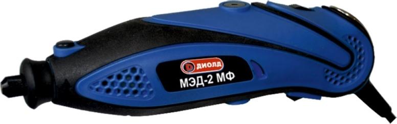 Гравер электрический Диолд МЭД-2-МФ (40предметов) инструмент многофункциональный диолд мэв 0 34 мф кейс 340вт 15000 21000кол мин 3° 1 45кг