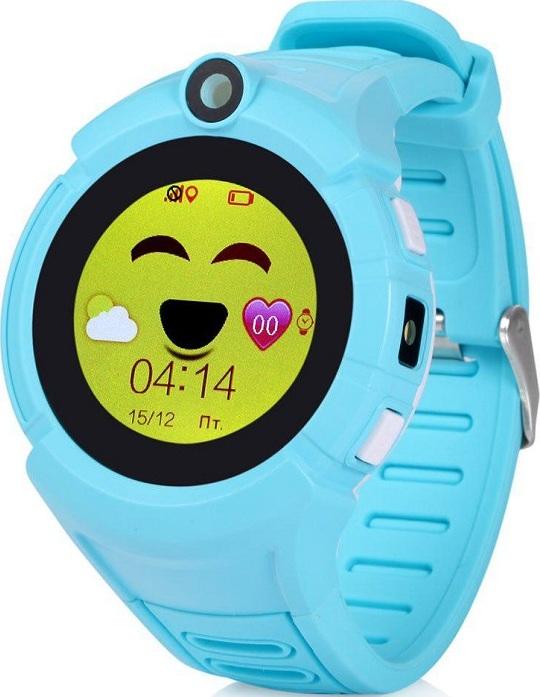 Часы Smart Baby Watch Q360 (Q610S) - Голубые