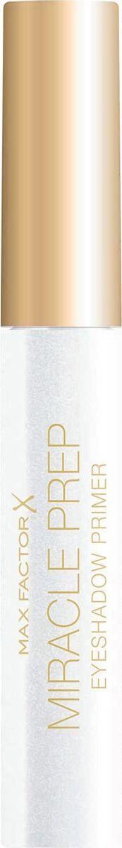 Праймер для век Max Factor Miracle Prep Eyeshadow Primer, 6 мл основа под макияж max factor miracle prep colour correcting cooling тон green 30 мл
