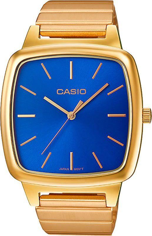 купить Наручные часы Casio LTP-E117G-2A по цене 7640 рублей