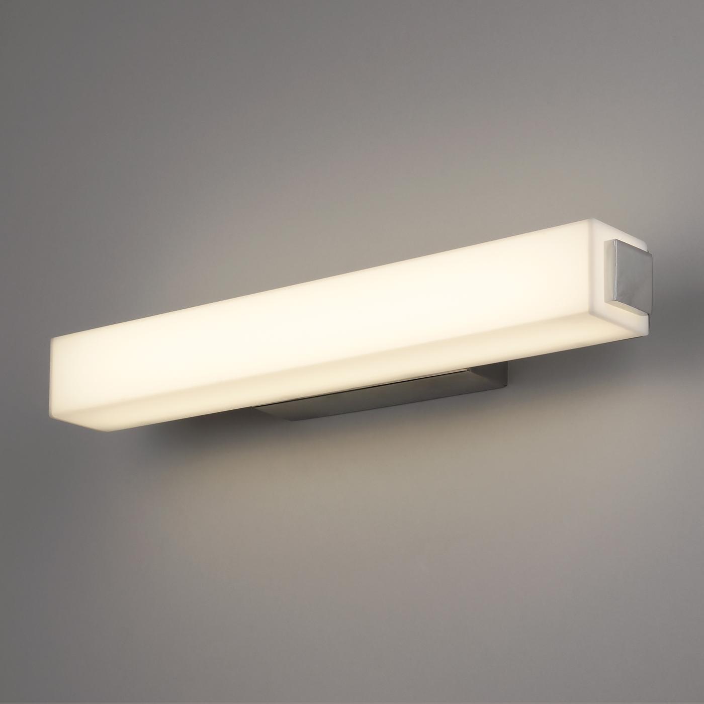 Настенный светильник Elektrostandard Kofra LED светодиодный MRL LED 1070, 12 Вт elektrostandard настенный светильник elektrostandard inside led белый матовый mrl led 12w