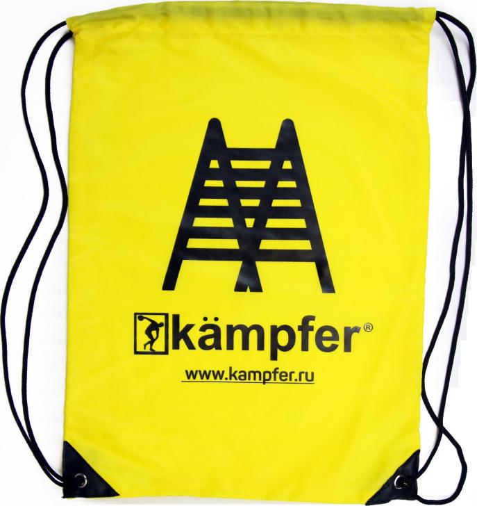 Сумка Kampfer Bag желтый