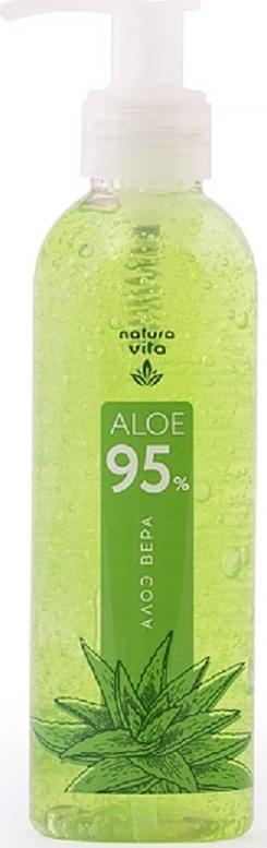 Гель многофункциональный ALOE 95% Natura vita