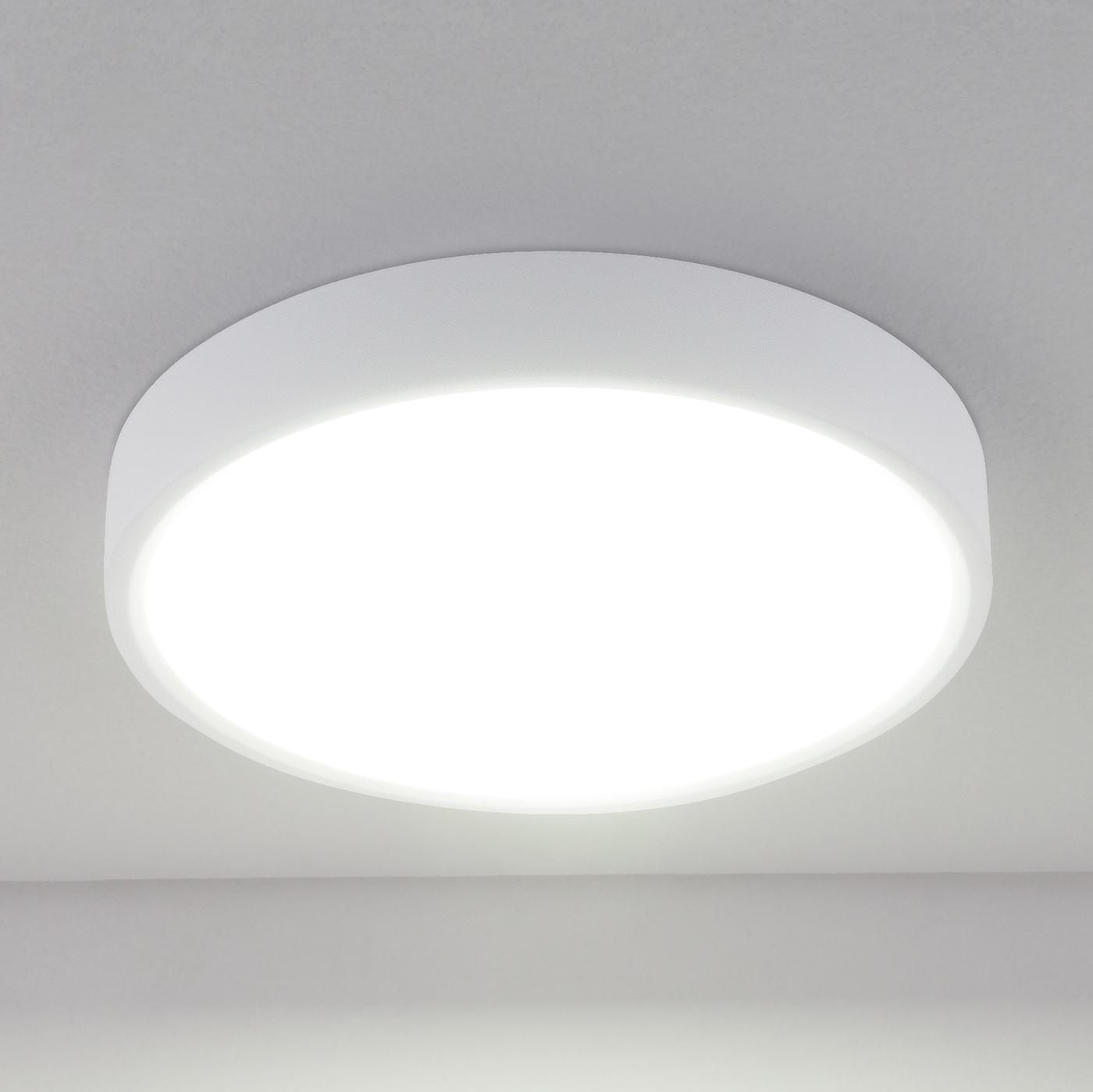 DLR034 18W 4200K/ Светильник светодиодный стационарный