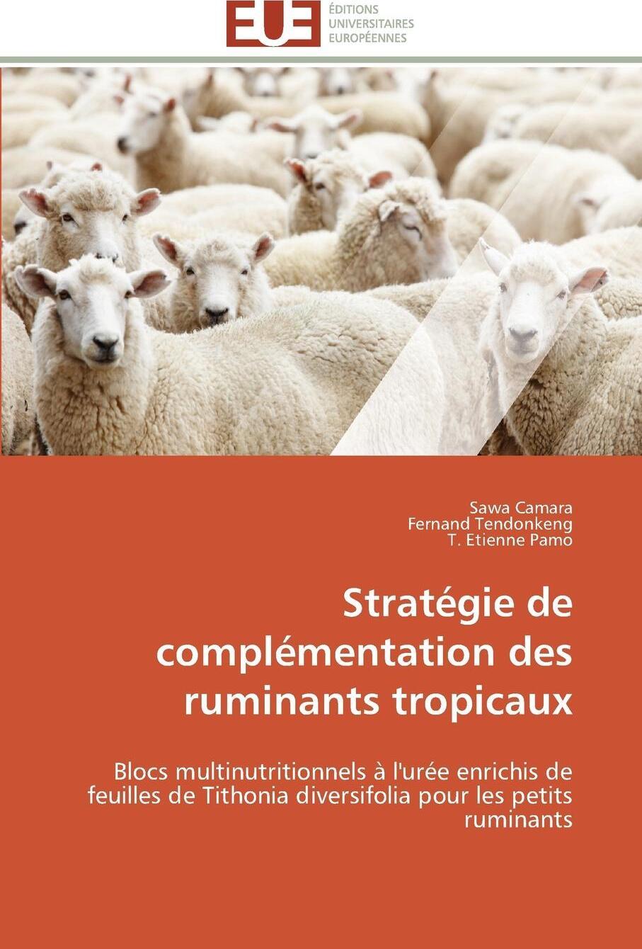 Strategie de complementation des ruminants tropicaux