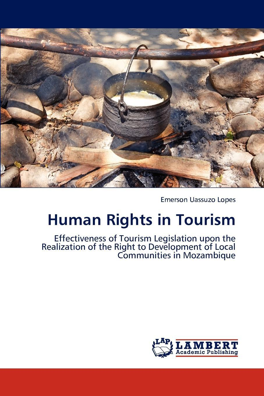 Human Rights in Tourism. Emerson Uassuzo Lopes