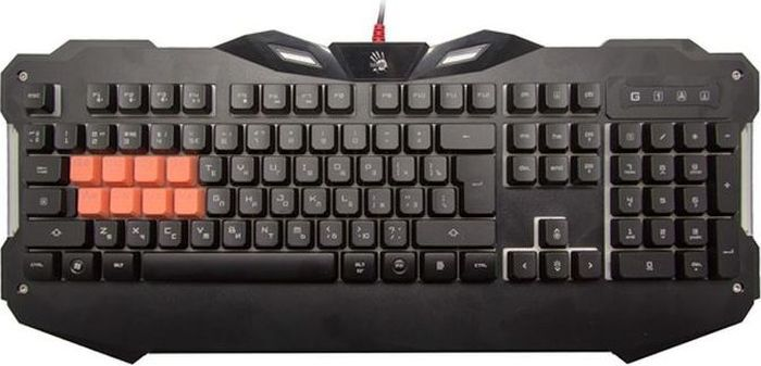 Игровая клавиатура A4Tech Bloody B328, Black