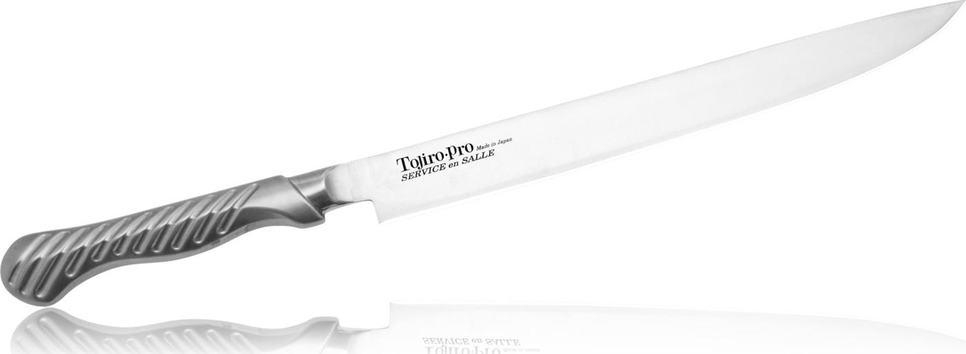 Нож для нарезки слайсер TOJIRO FD-704