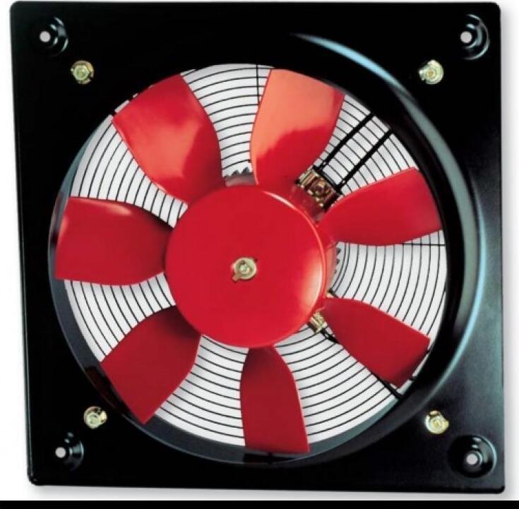 Вентилятор Soler & Palau HCFB/4-355/H-A VX