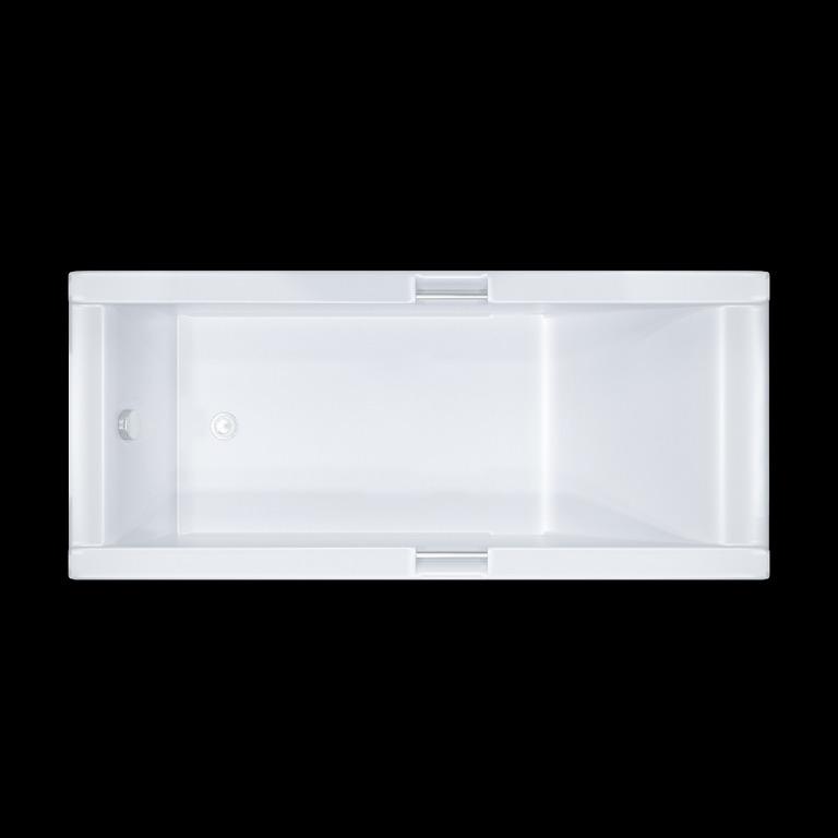Акриловая ванна Triton Александрия 170x70 прямоугольная