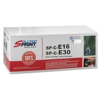 Картридж Canon Sprint SP-C-E16/E30, для лазерного принтера, совместимый