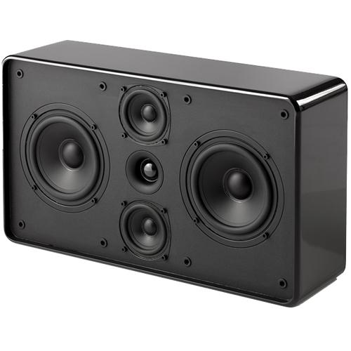 Jamo D 500 LCR high gloss black