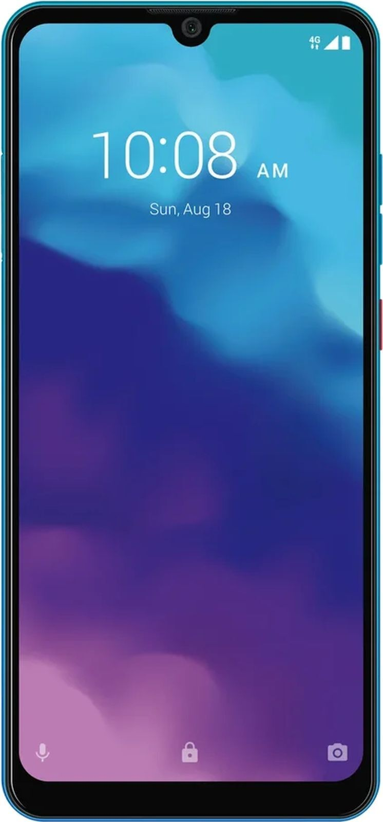 Смартфон ZTE Blade A7 3/64GB, синий