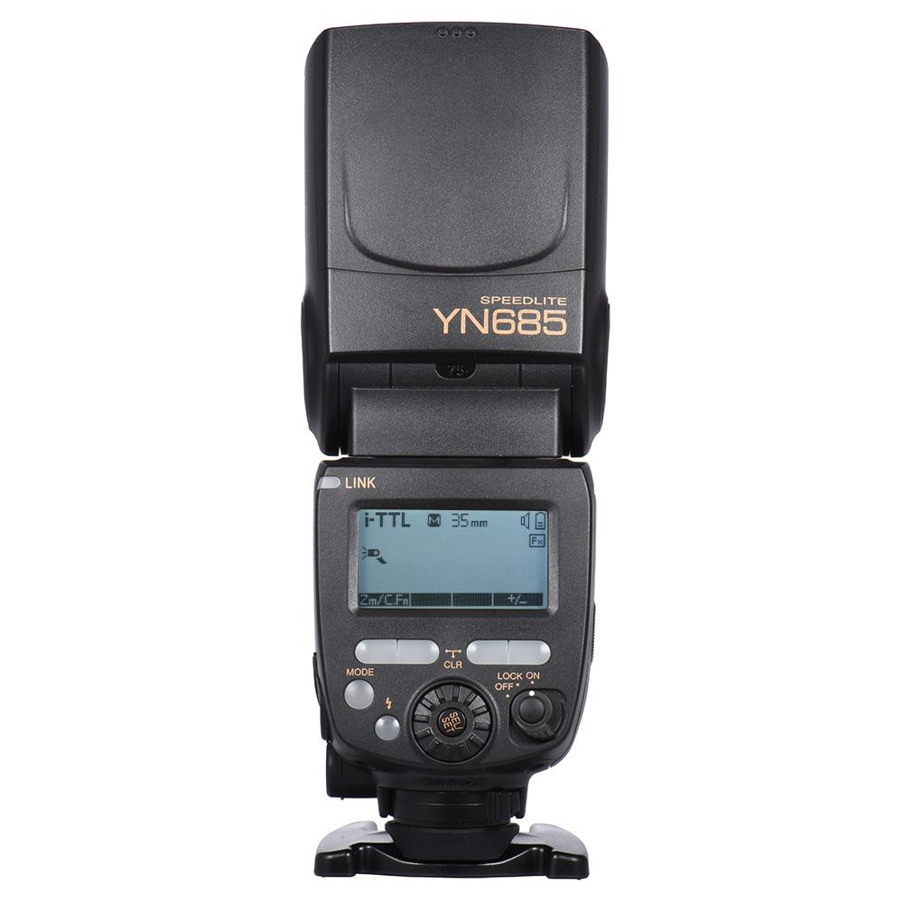 YONGNUO YN685 I-TTL HSS 1 / 8000s GN60 2.4G беспроводной всп