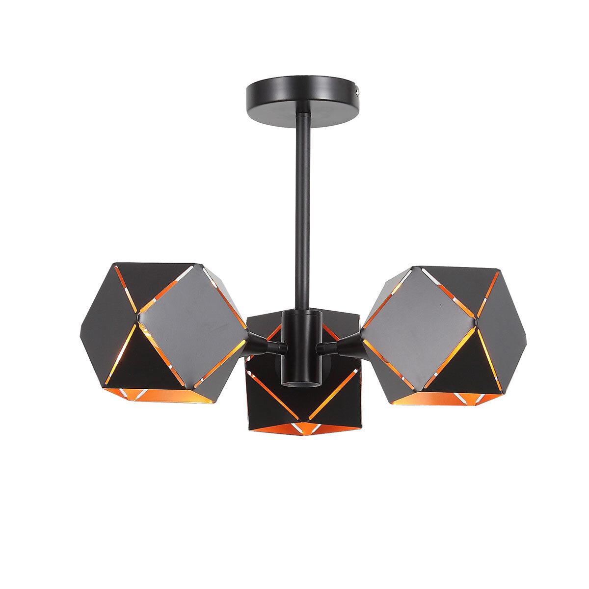 Потолочный светильник ST Luce ENIGMA SL258.402.03, E14, 120 Вт