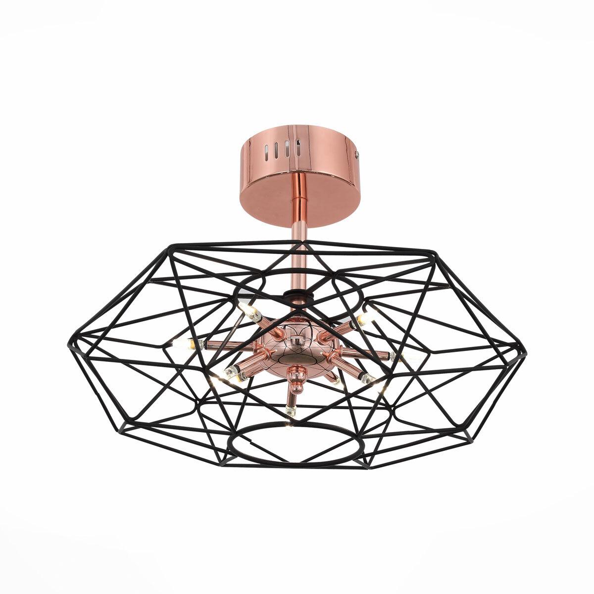 Потолочный светильник ST Luce GALASSIA SL949.202.09, G4, 27 Вт