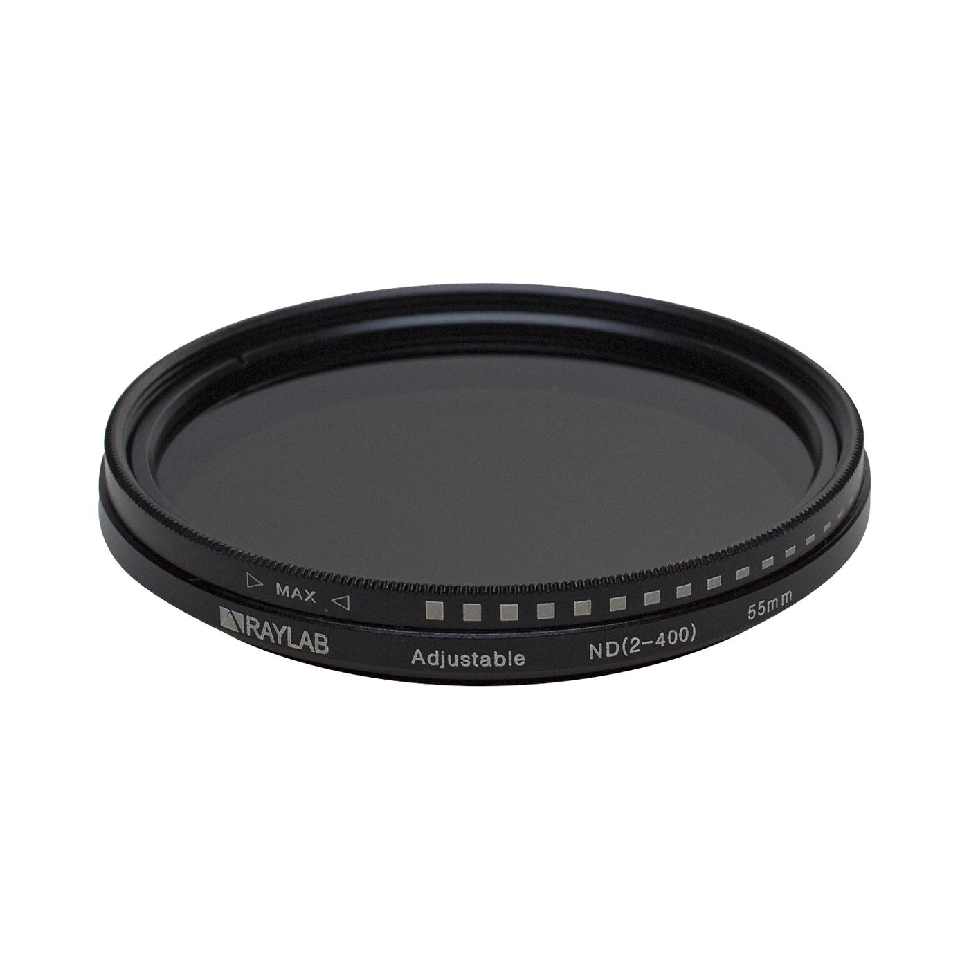 Фильтр нейтральный RayLab ND2-400 55mm