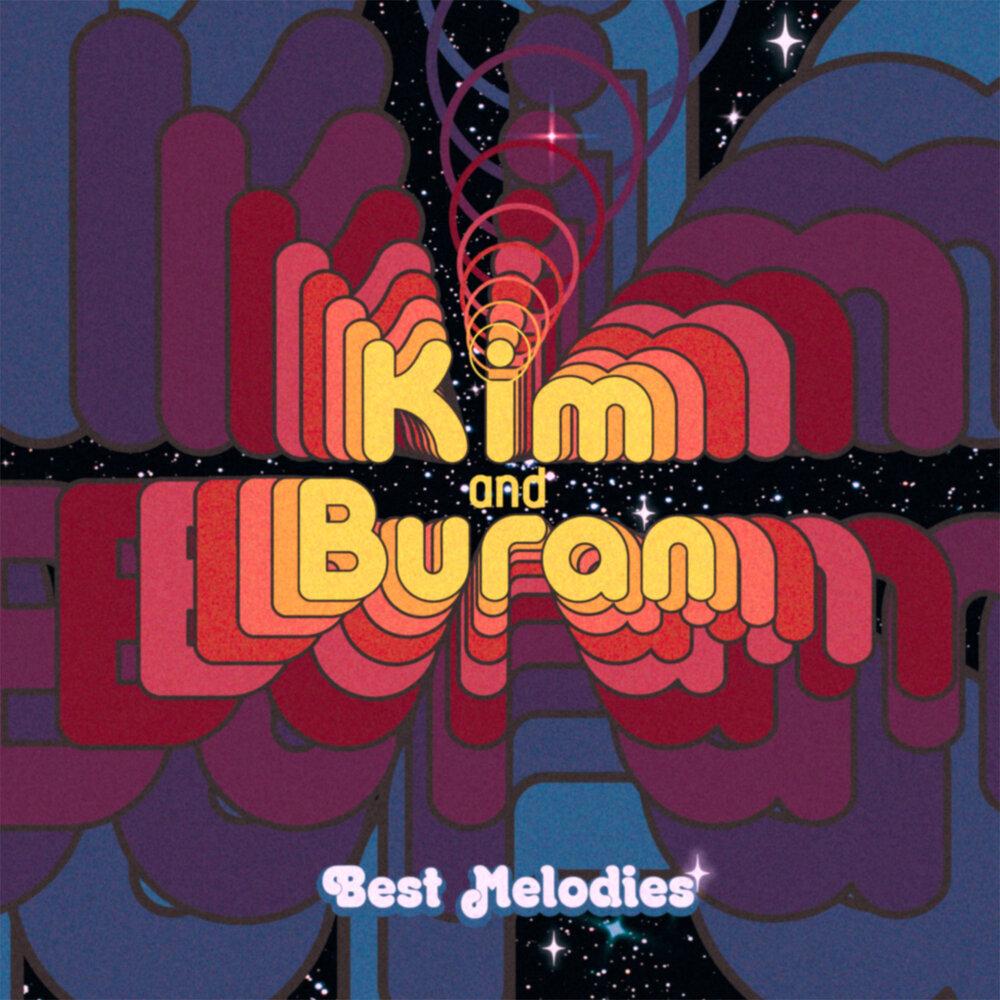 KIM AND BURAN Best Melodies (LP)