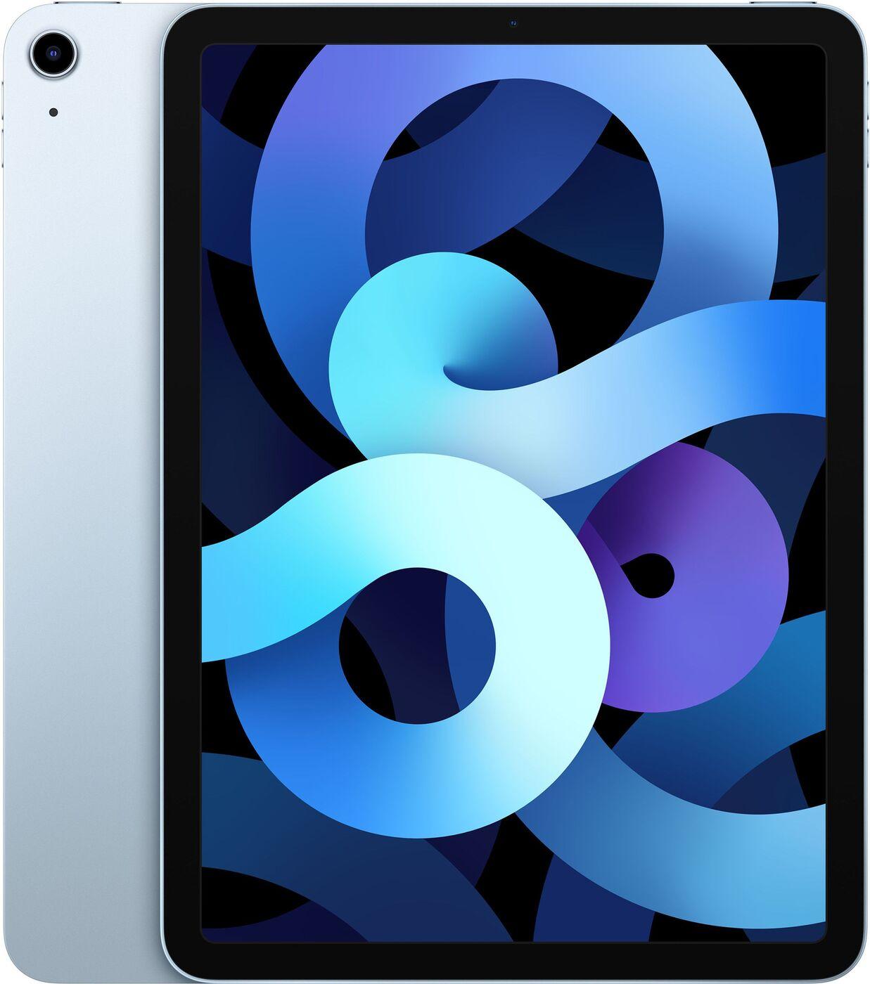"планшет apple ipad air 4th gen 2020, 10.9"", 256gb, синий"
