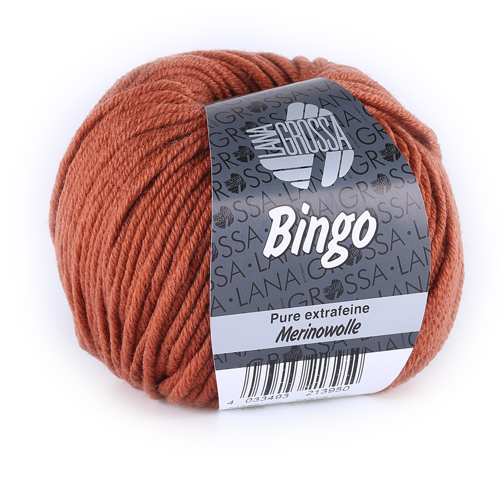 Пряжа Bingo Lana Grossa