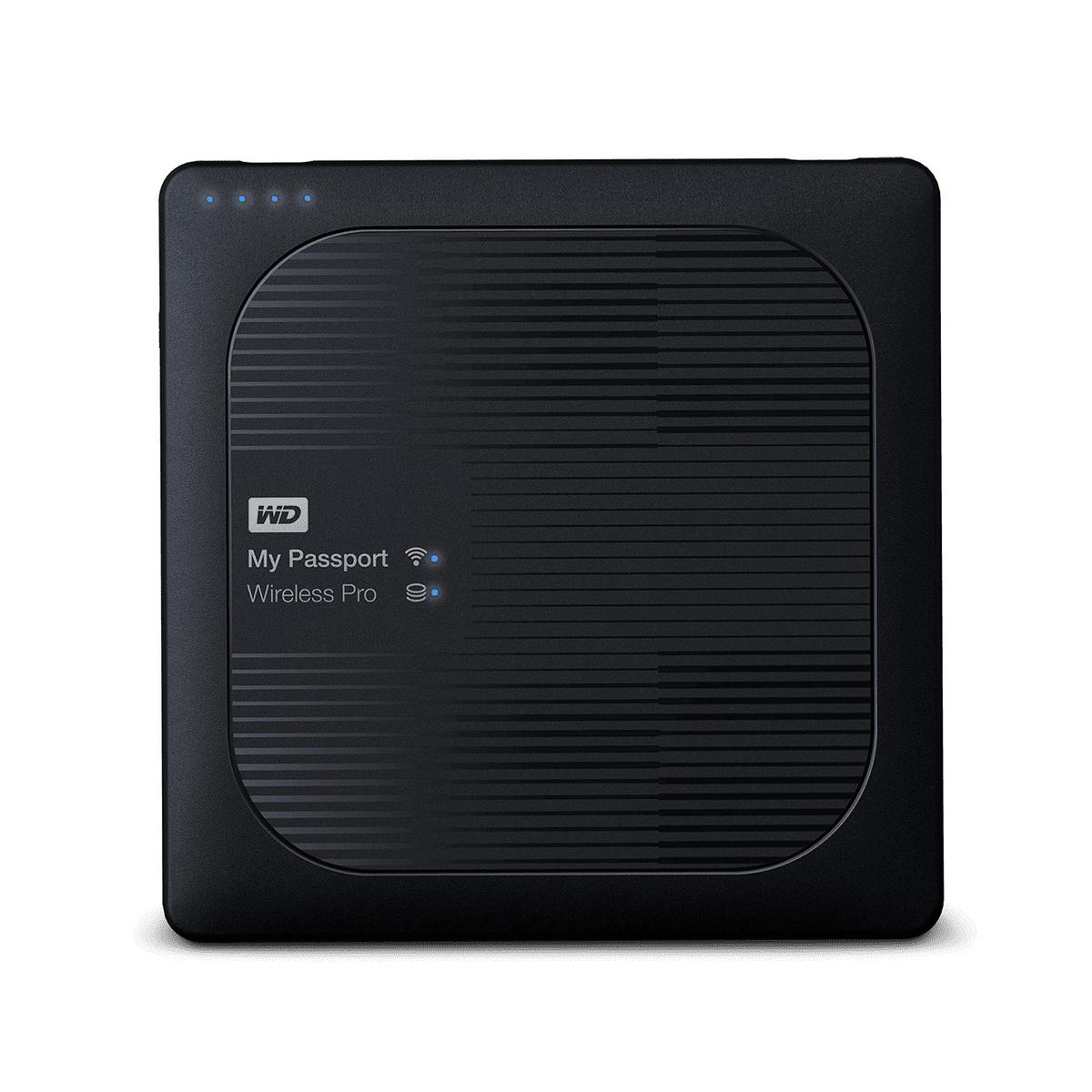 3 ТБ Внешний жесткий диск WD WDBSMT0030BBK-RESN (WDBSMT0030BBK-RESN), черный  #1