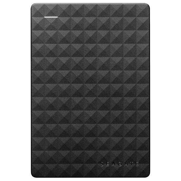 2 ТБ Внешний жесткий диск Seagate Expansion (STEA2000400), черный #1