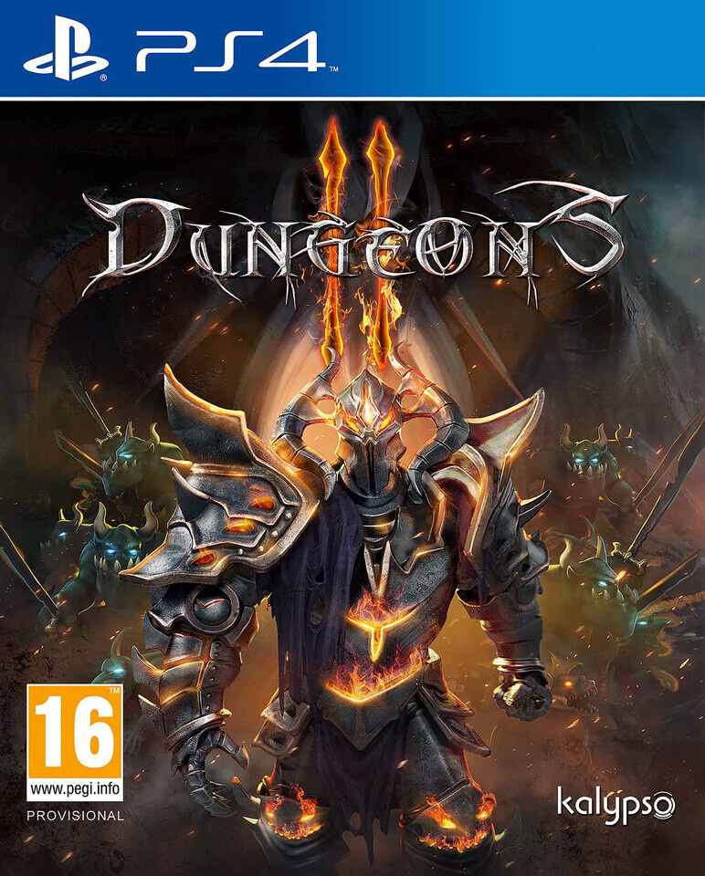 Dungeons 2 (PS4) #1