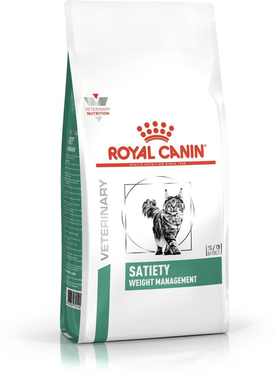 """Корм сухой диетический Royal Canin """"Satiety Weight Management SAT34"""" для кошек, для снижении веса, 1,5 #1"""
