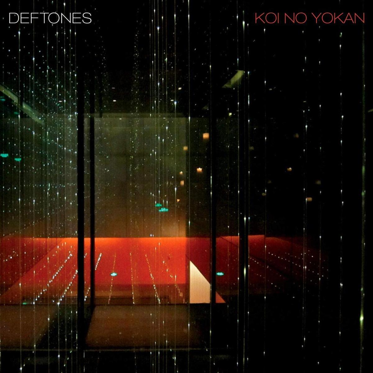 Deftones. Koi No Yokan #1