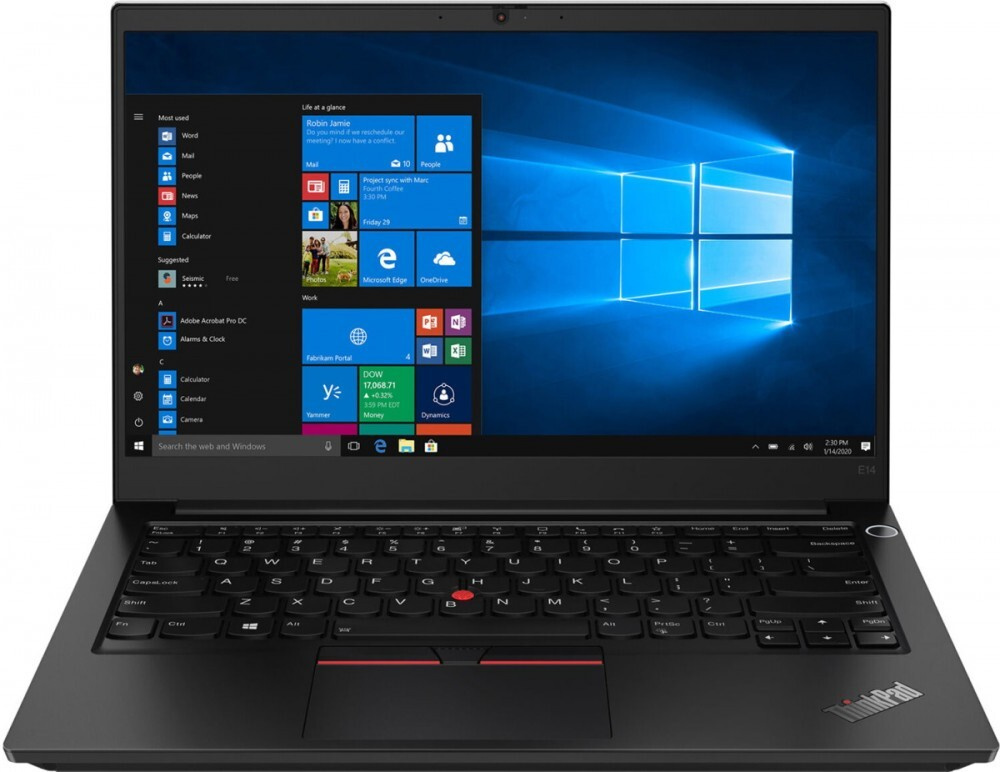 "14"" Ноутбук Lenovo ThinkPad E14 Gen 2 (20TA0035RT), Intel Core i5-1135G7 (2.4 ГГц), RAM 16 ГБ, SSD 512 #1"