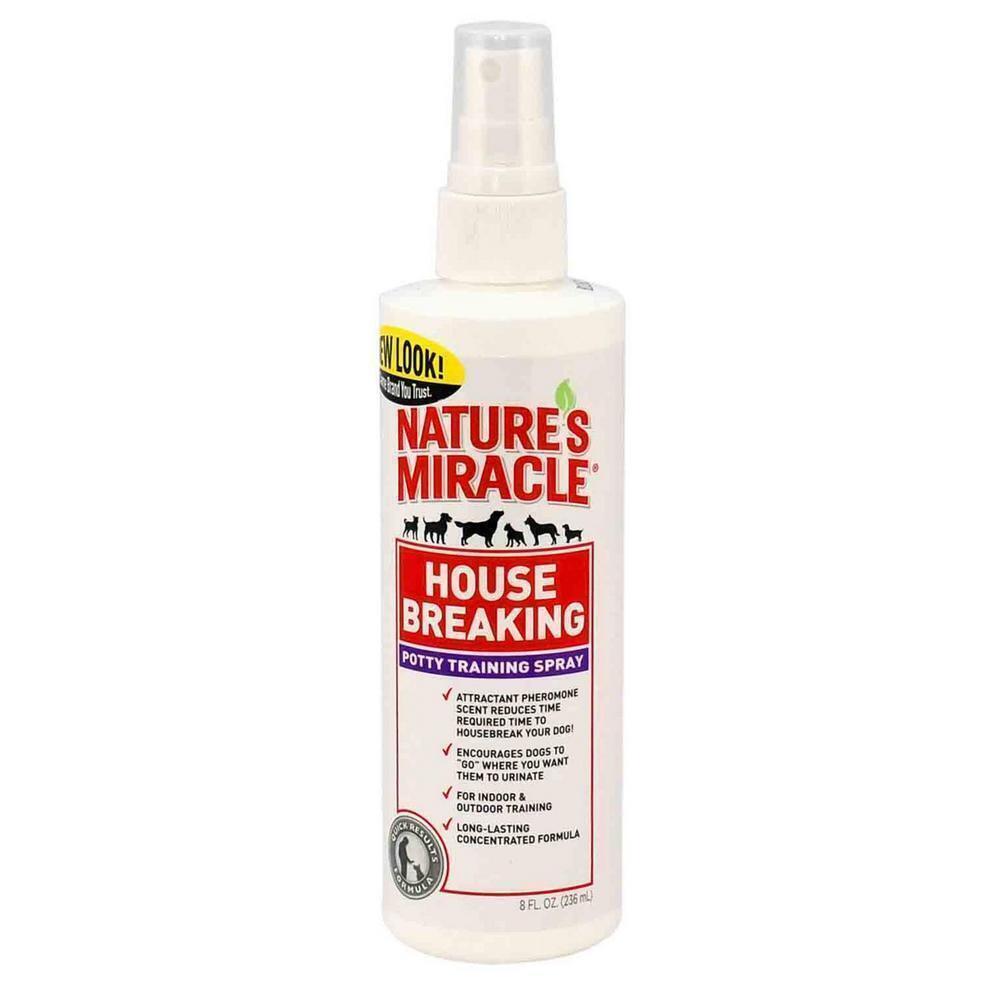 Nature's Miracle Средство для собак, для приучения к туалету, 236 мл (спрей)  #1