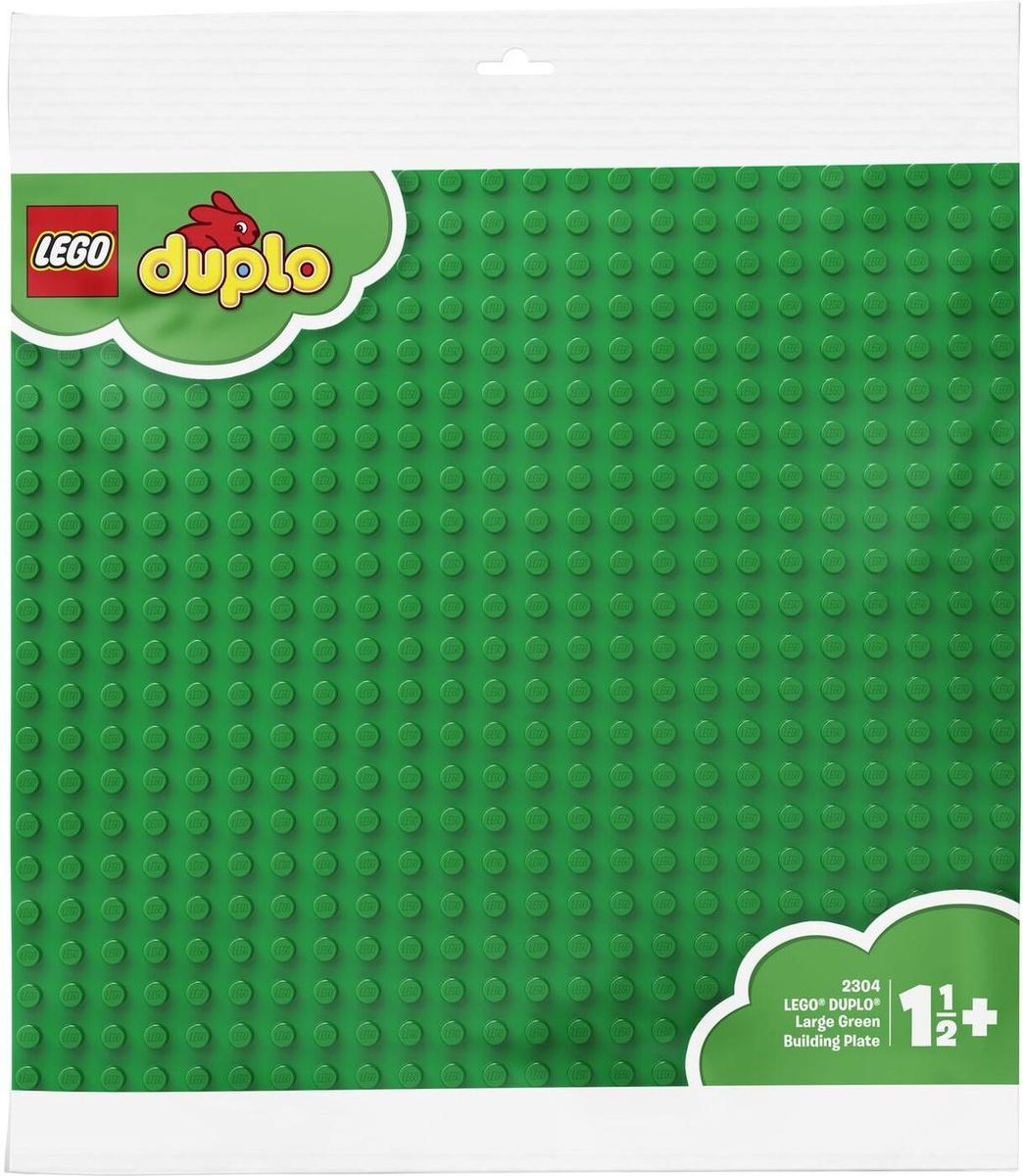 Конструктор LEGO DUPLO Classic 2304 Большая строительная пластина  #1