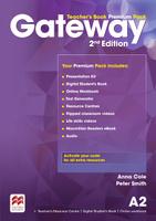 Gateway: A2 Teacher's Book Premium Pack   Cole Anna, Smith Piter. Средняя школа