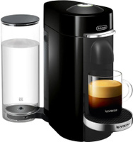 Капсульная кофемашина DeLonghi Nespresso ENV155.B, черный