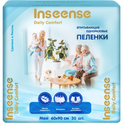 Пеленка медицинская INSEENSE Daily Comfort. Хиты продаж