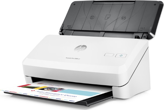 Сканер HP ScanJet Pro 2000 S1 Sheetfeed Scanner