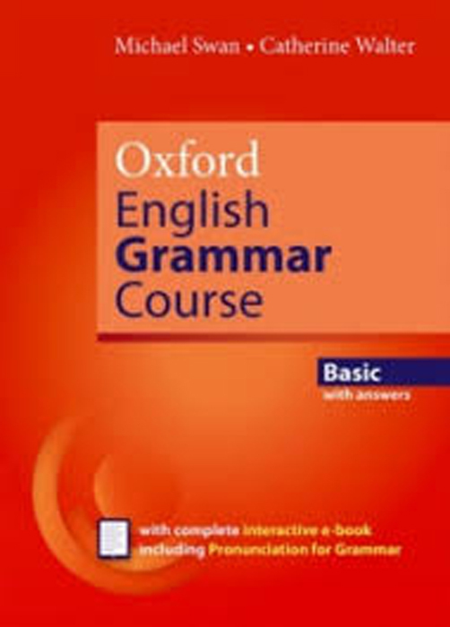 Oxford English Grammar Course Basic with Answers and e-Book oxford practice grammar basic lesson plans and worksheets
