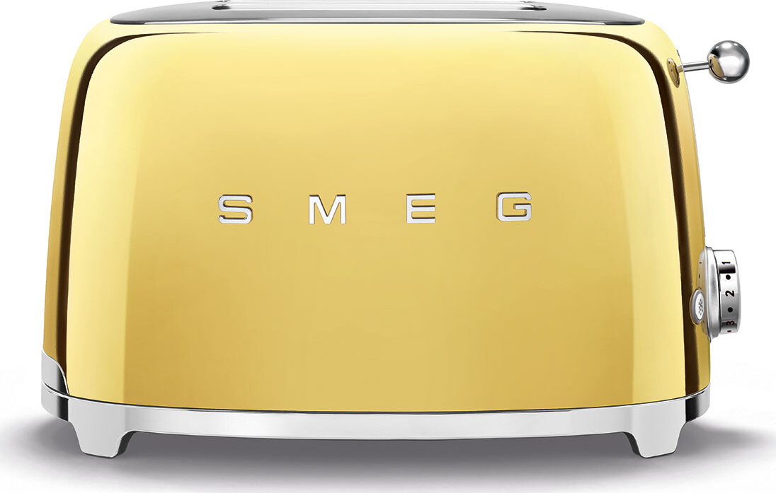 Тостер SMEG TSF01GOEU