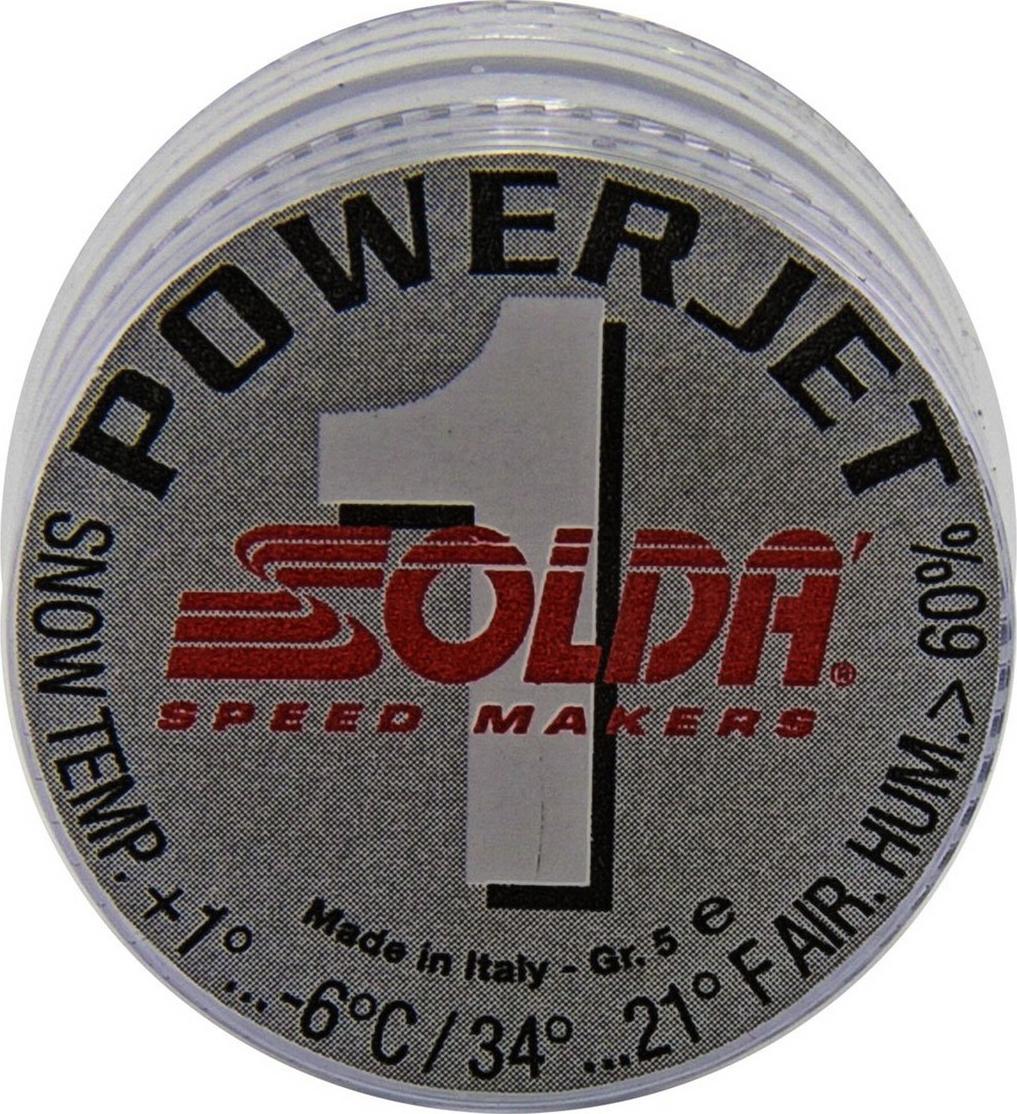 Фторовая спрессовка Solda Power Jet 1, 0734, 5 г