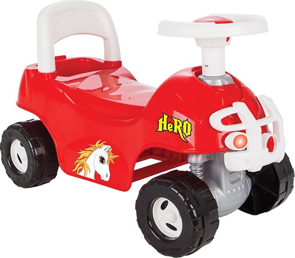 Детская каталка Pilsan Hero pilsan каталка crazy car