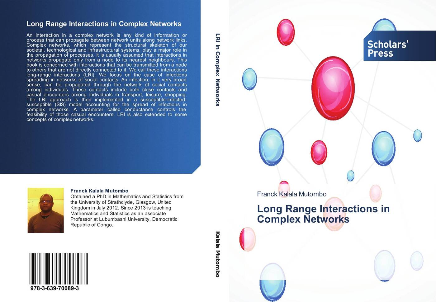 Franck Kalala Mutombo Long Range Interactions in Complex Networks contacts