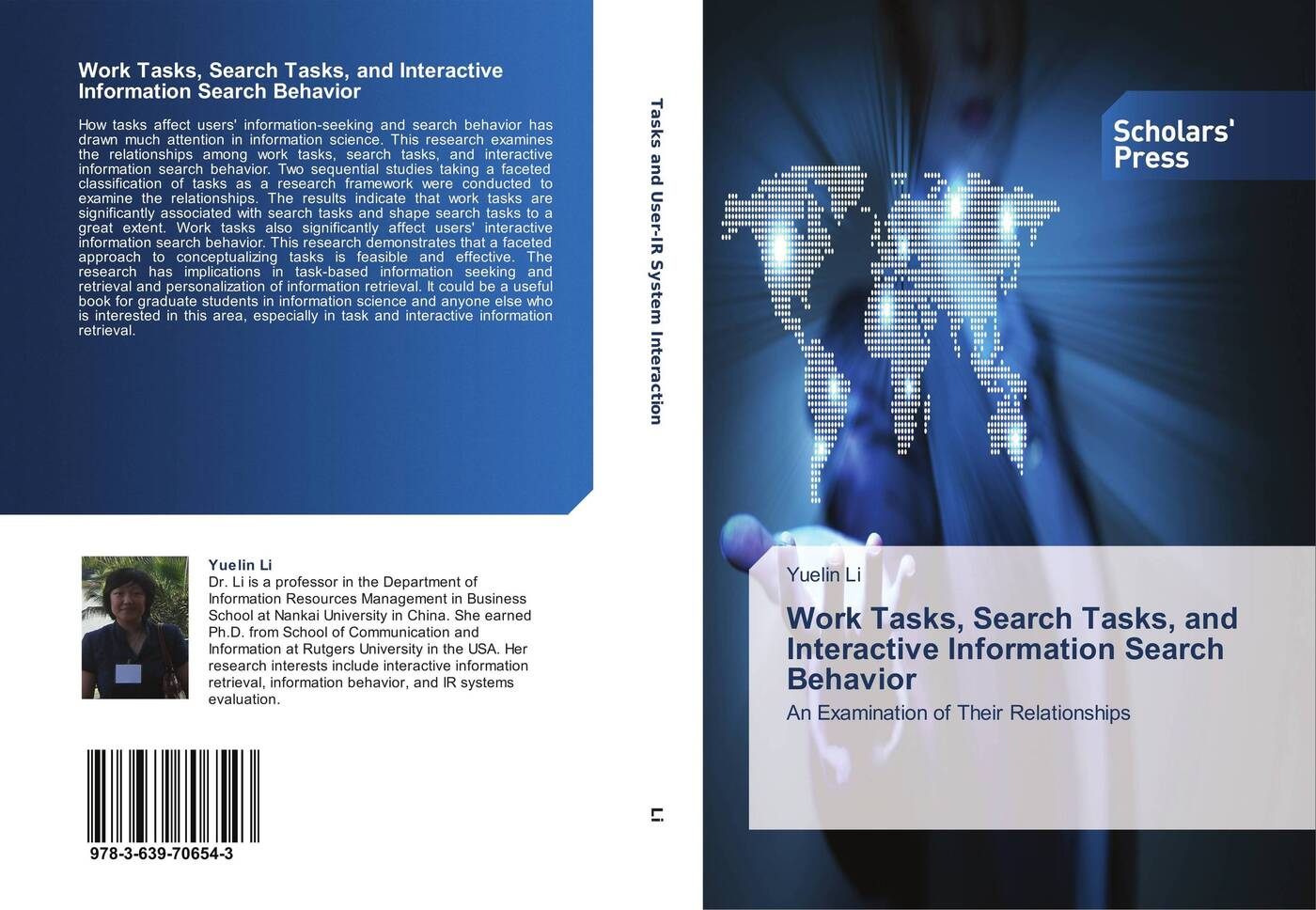 Yuelin Li Work Tasks, Search Tasks, and Interactive Information Search Behavior christian sallaberry geographical information retrieval in textual corpora