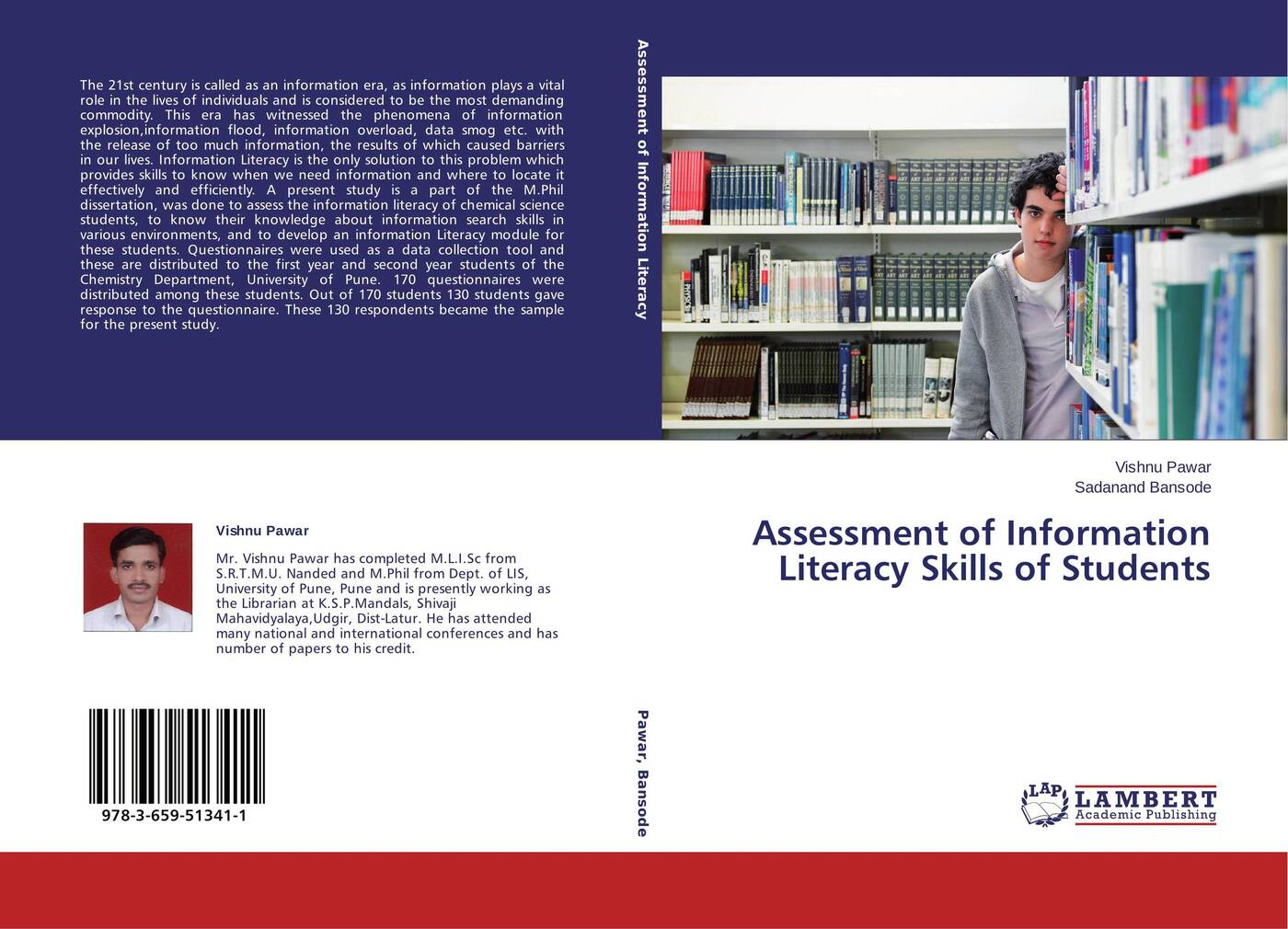 Vishnu Pawar and Sadanand Bansode Assessment of Information Literacy Skills of Students patrick allo putting information first luciano floridi and the philosophy of information