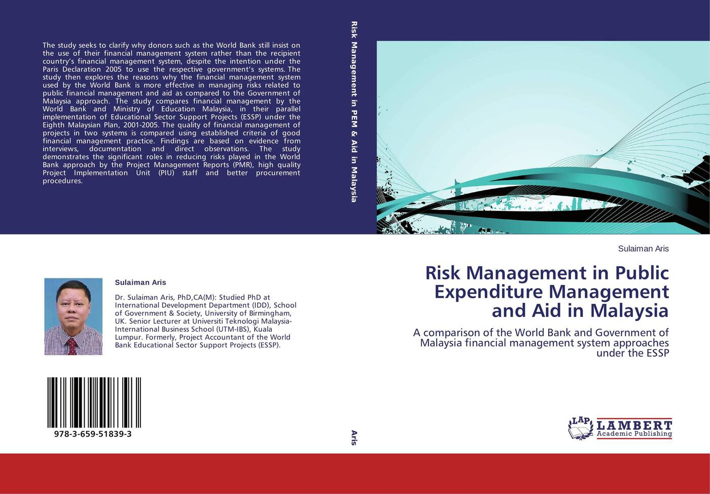 Sulaiman Aris Risk Management in Public Expenditure Management and Aid in Malaysia implementation of rf based speed governor system in public sector