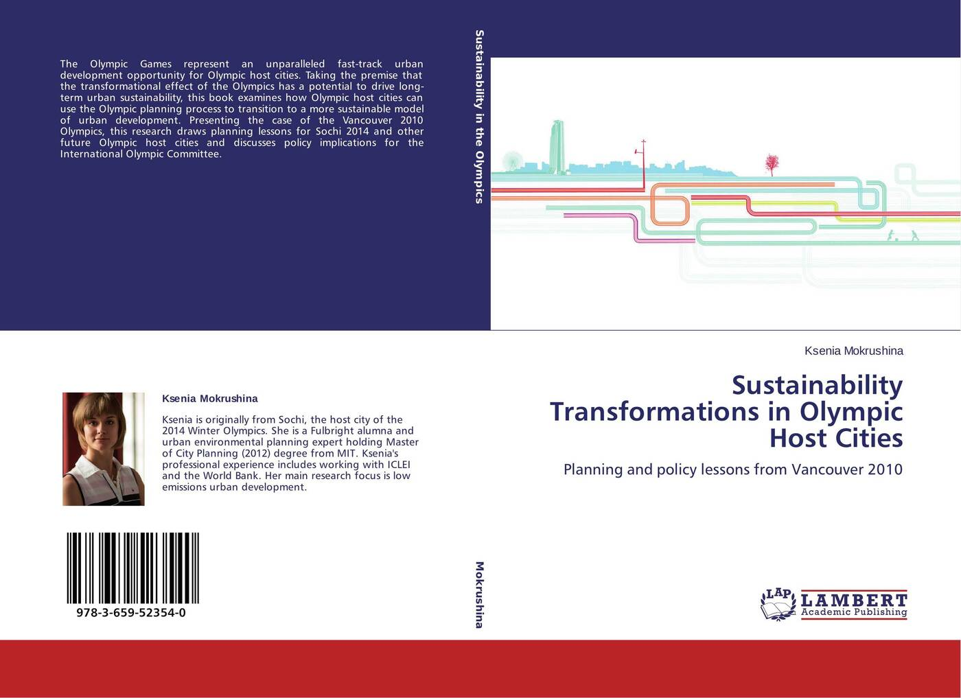Ksenia Mokrushina Sustainability Transformations in Olympic Host Cities