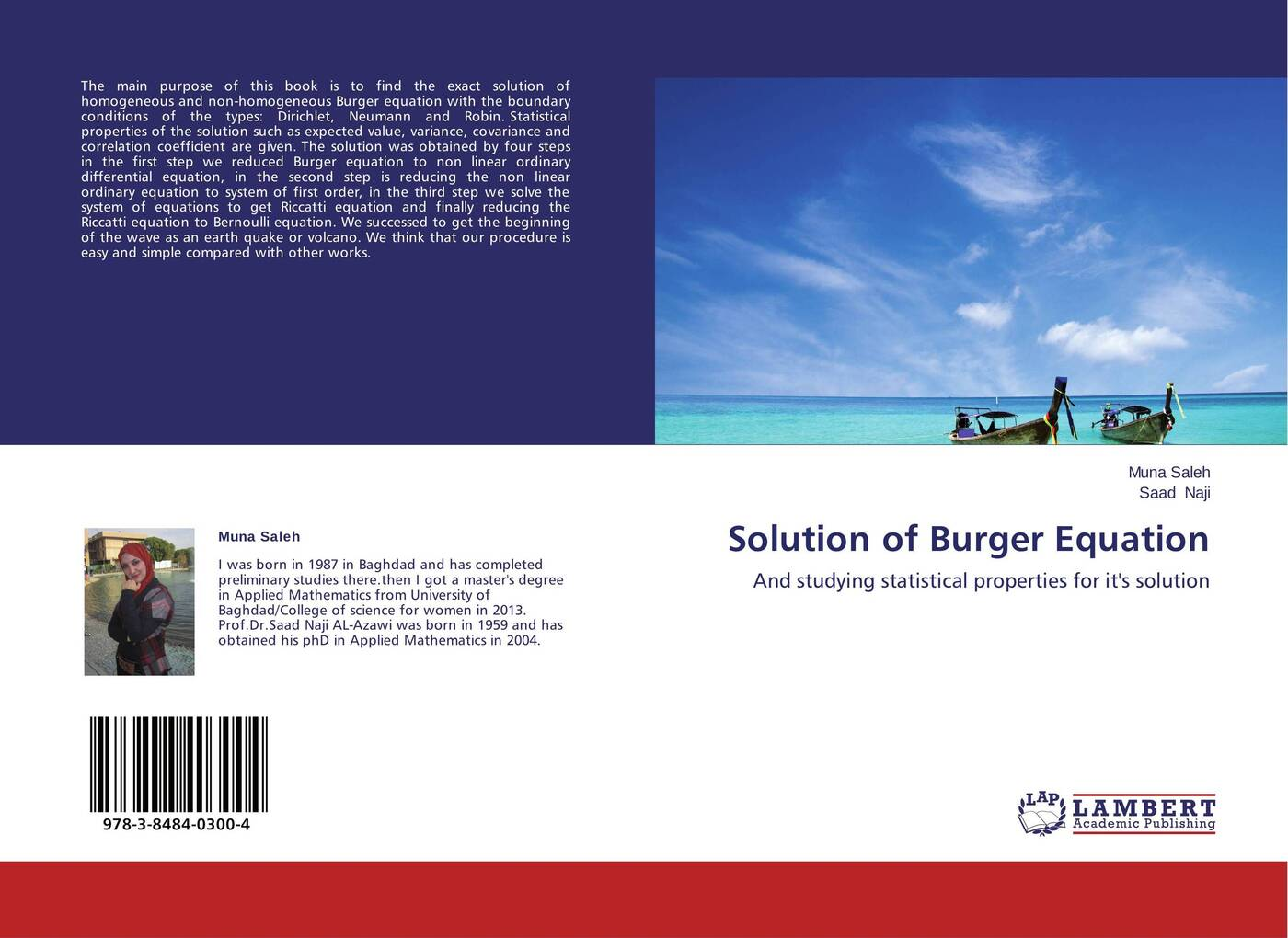 Muna Saleh and Saad Naji Solution of Burger Equation the step of the step of the piezoelectric generator is to generate electricity