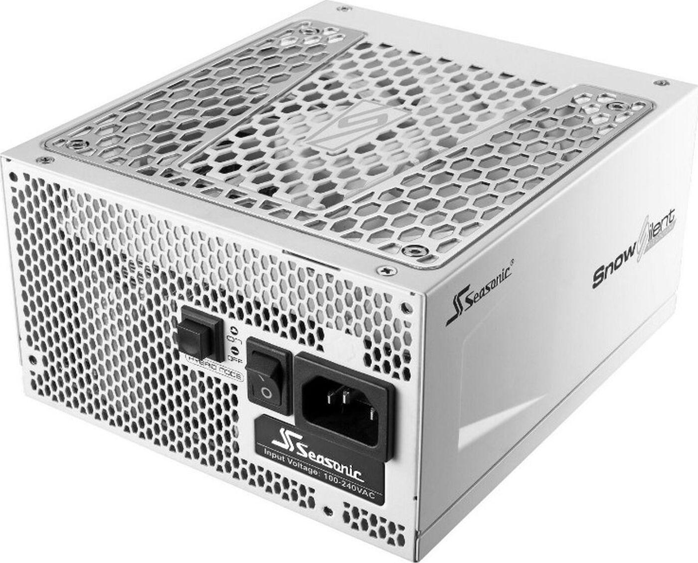 Блок питания SeaSonic Prime SNOWSILENT 750W цены