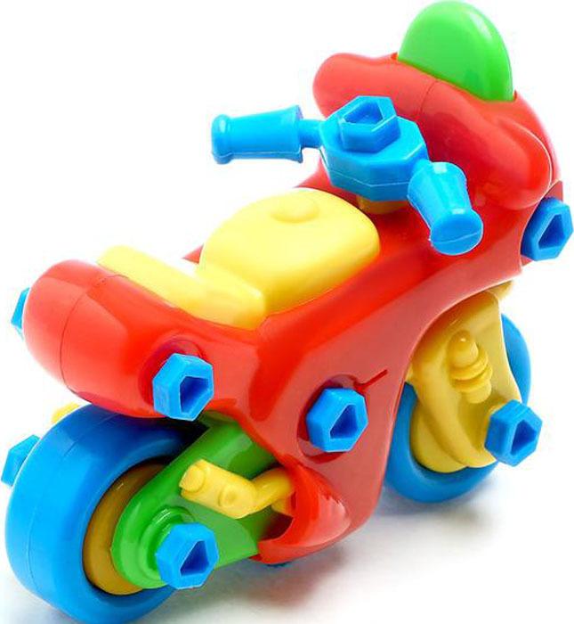 Конструктор для малышей Мотоцикл, 33 детали мотоцикл для женщин