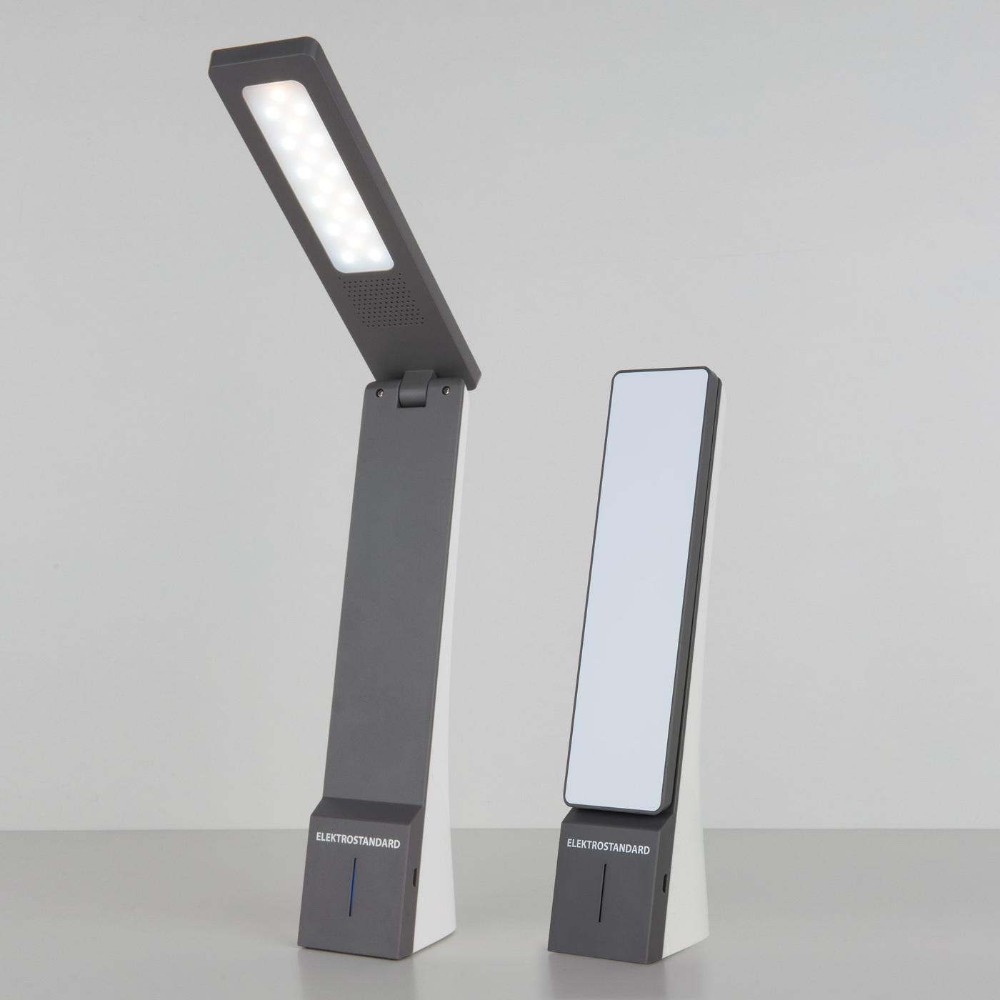 Настольный светильник Elektrostandard светодиодный Desk TL90450, 3 Вт elektrostandard настольный светодиодный светильник elektrostandard tl90193 4690389084867