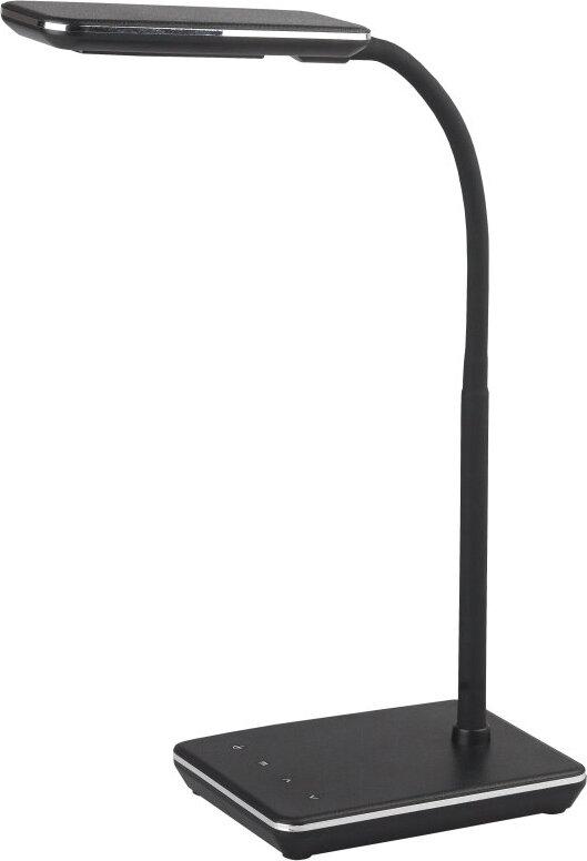 Фото - Настольный светильник Эра nled-464-7w-bk настольный led светильник эра nled 445 7w 3000k черный
